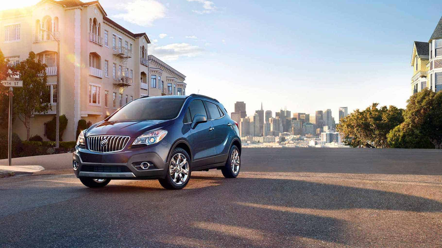 American Auto Reviews: A Compact Luxury SUV Made for the USA – 2013 Buick Encore