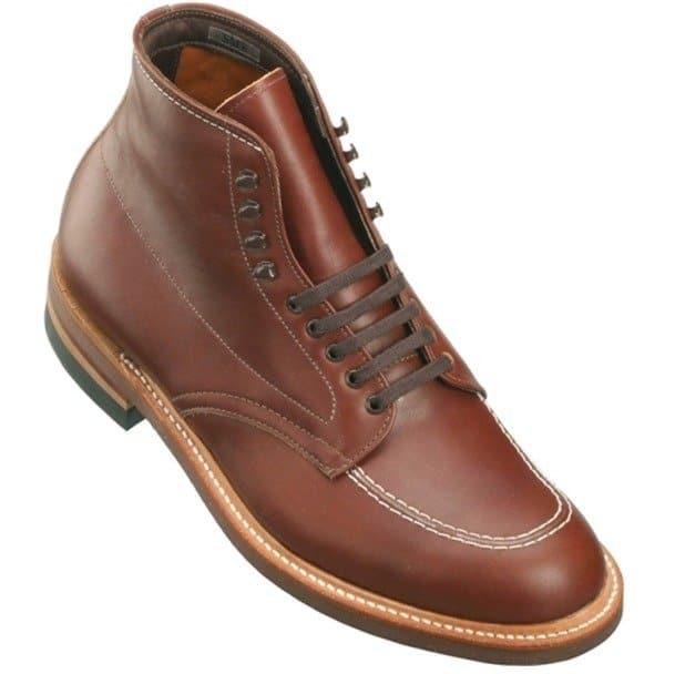 Alden shoes Made in Massachusetts