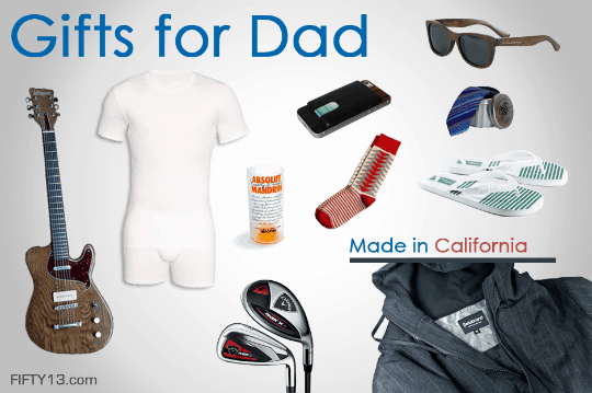 Men's Products Made in California