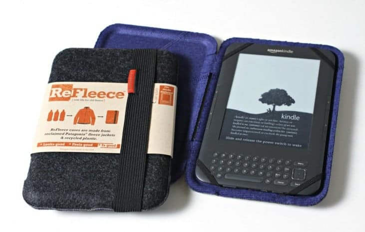 Refleece Upcycled tech accessories | Made in Masschusetts