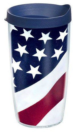 Tervis patriotic hot/cold tumblers #madeinUSA