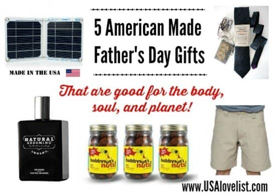 Father's Day Gifts for the Eco-conscious dad