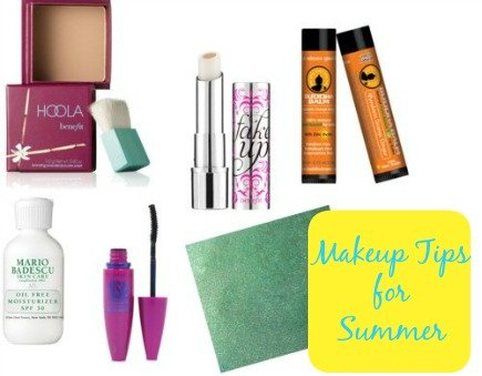 An Easy 5-step Makeup Routine for Summer, all American Made