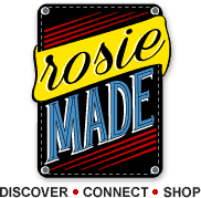 rosieMade made in USA gifts