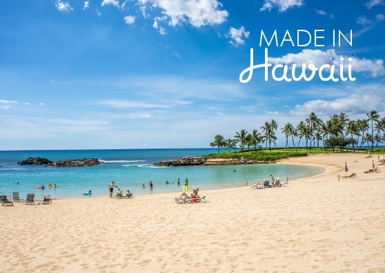 10 Things We Love, Made in Hawaii