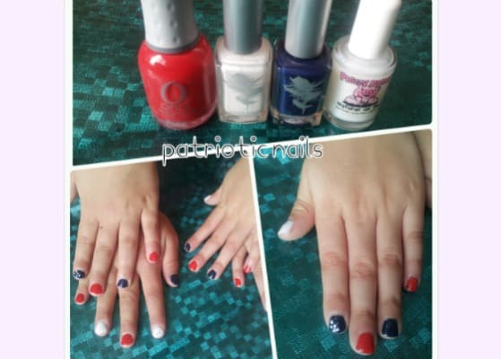 American Made Nail Art Designs