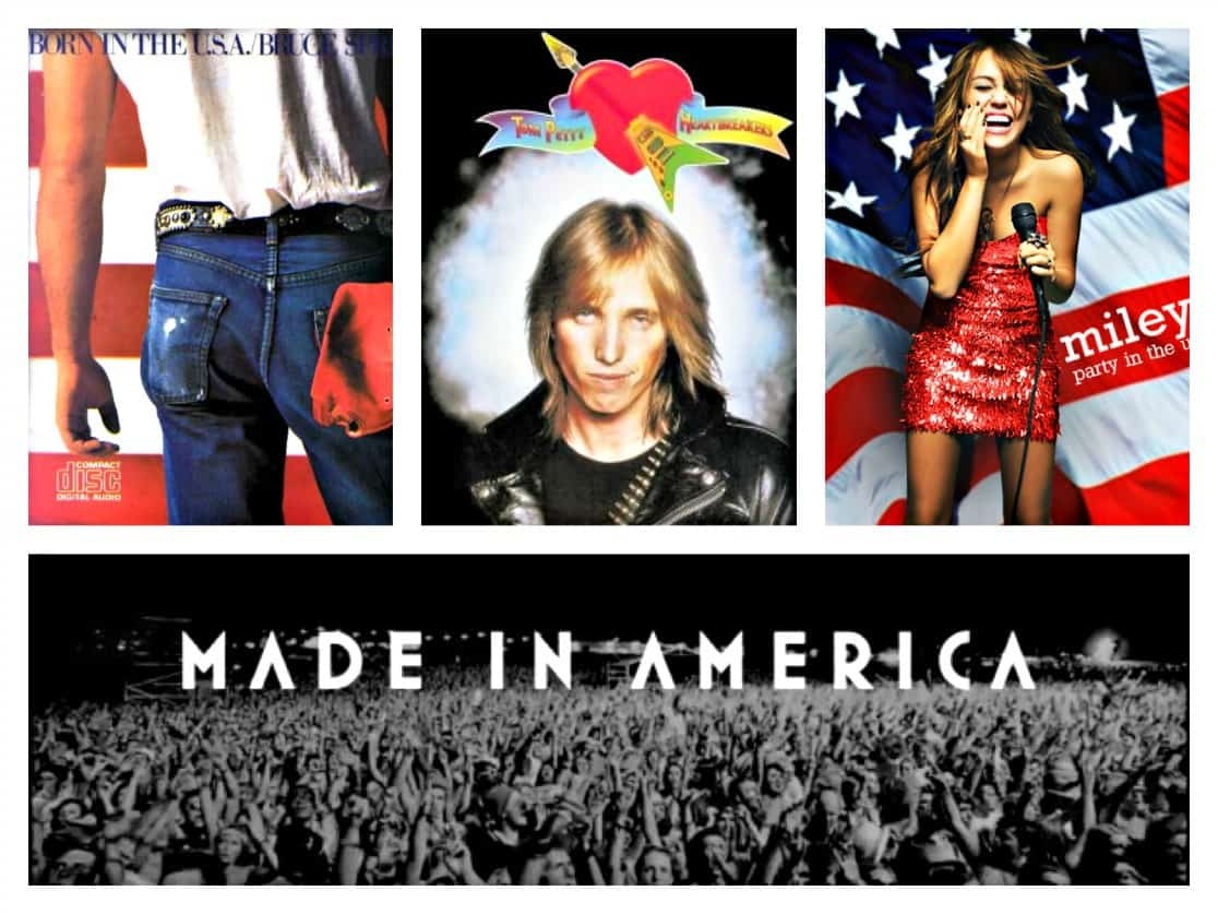 American Music: Rockin' 4th of July Playlist