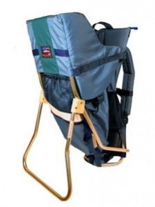 Hiking carrier for baby or toddler | American made | Tough Traveler