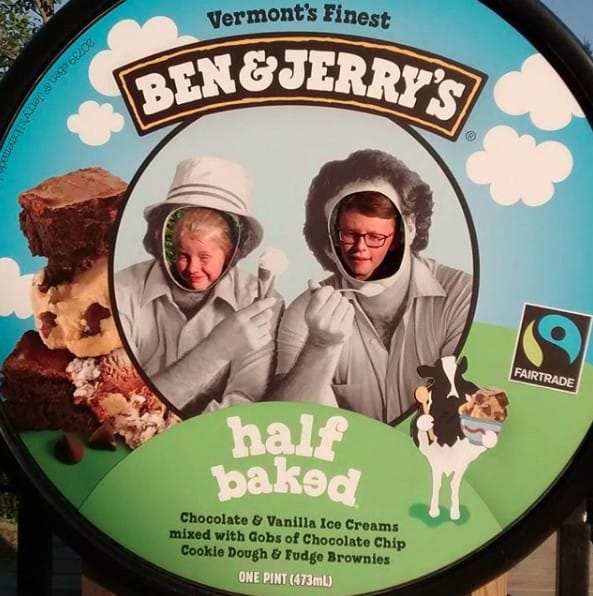USA Factory Tours: Ben & Jerry's ice cream factory in Vermont