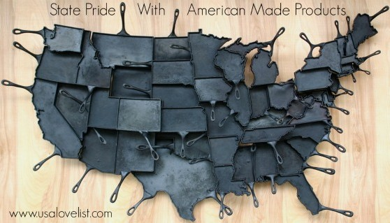 State Pride with American Made Products