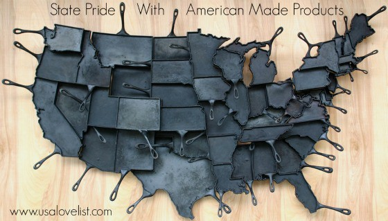 Show Your Home State Pride with American Made Products