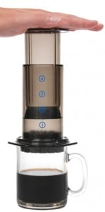American Made Coffeemaker From Aerobie under $30 via USALoveList.com