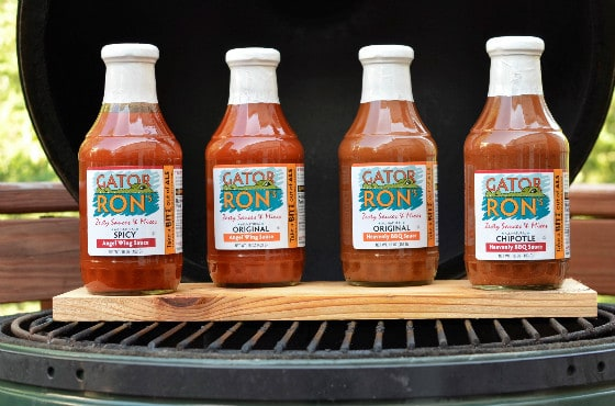 Introducing Gator Ron's – Made in USA Sauces and Mixes