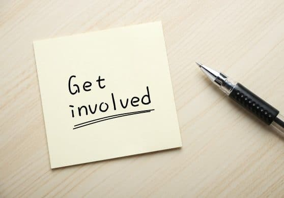 How to get involved in local government