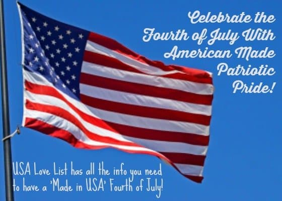 Our Fourth of July Guide to Made in the USA Patriotic Gear and Cookout Supplies
