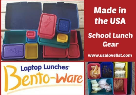 Laptop Lunches: Made in the USA School Lunch Gear