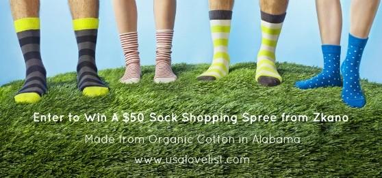made in usa socks