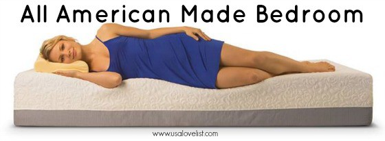 Everything You Need For Your Bedroom to Rest Easy, All Made in the USA