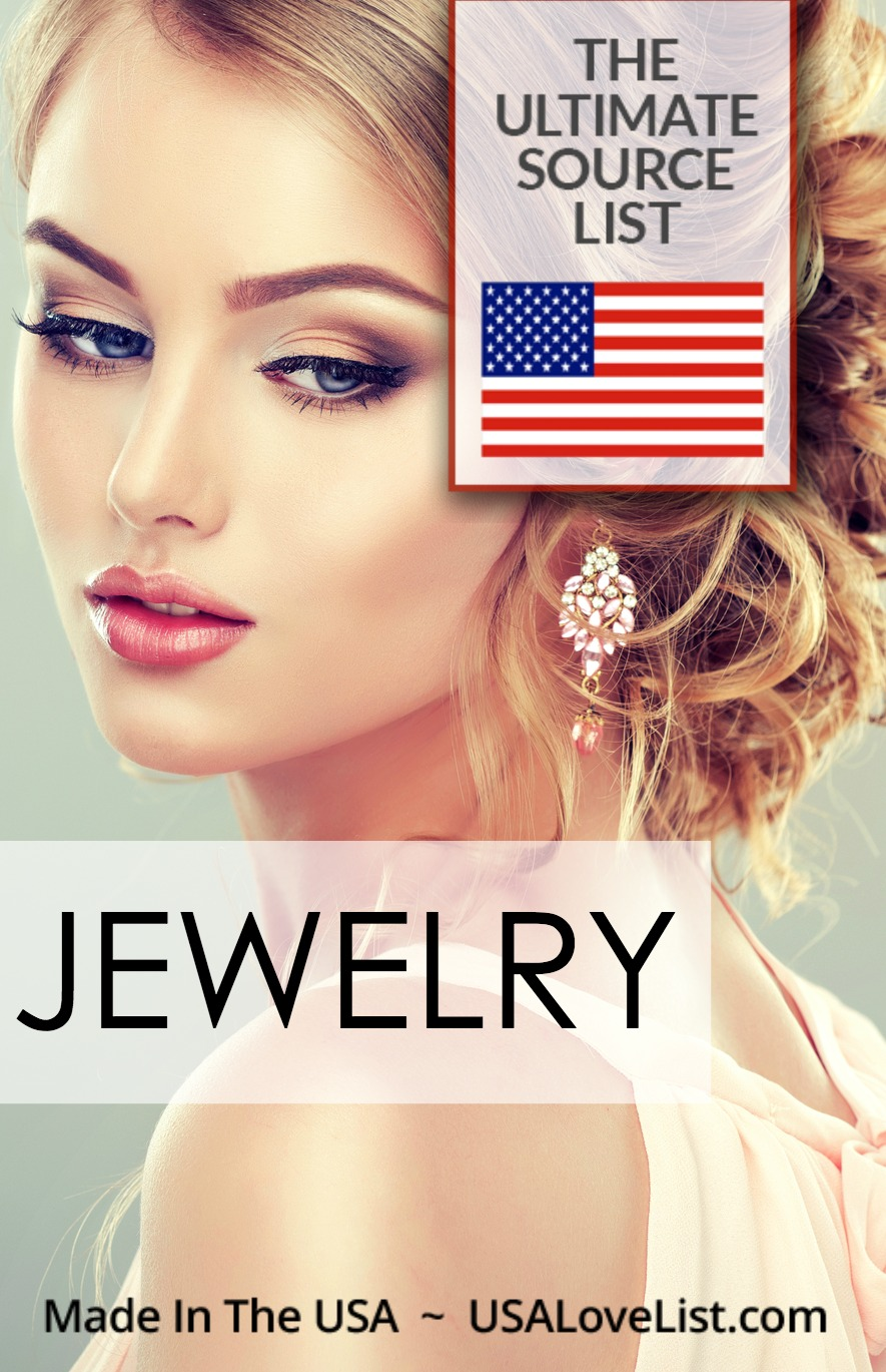 American made Jewelry ultimate source list