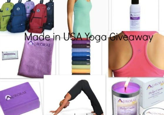 Made in USA Yoga Mats From Aurorae