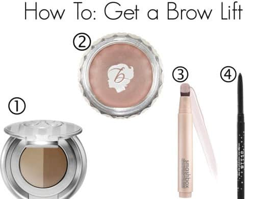 makeup.brow.lift