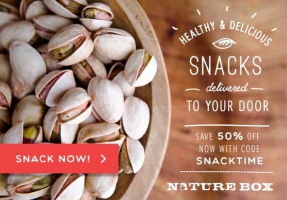The New Way to Snack: NatureBox features all natural, whole foods ...