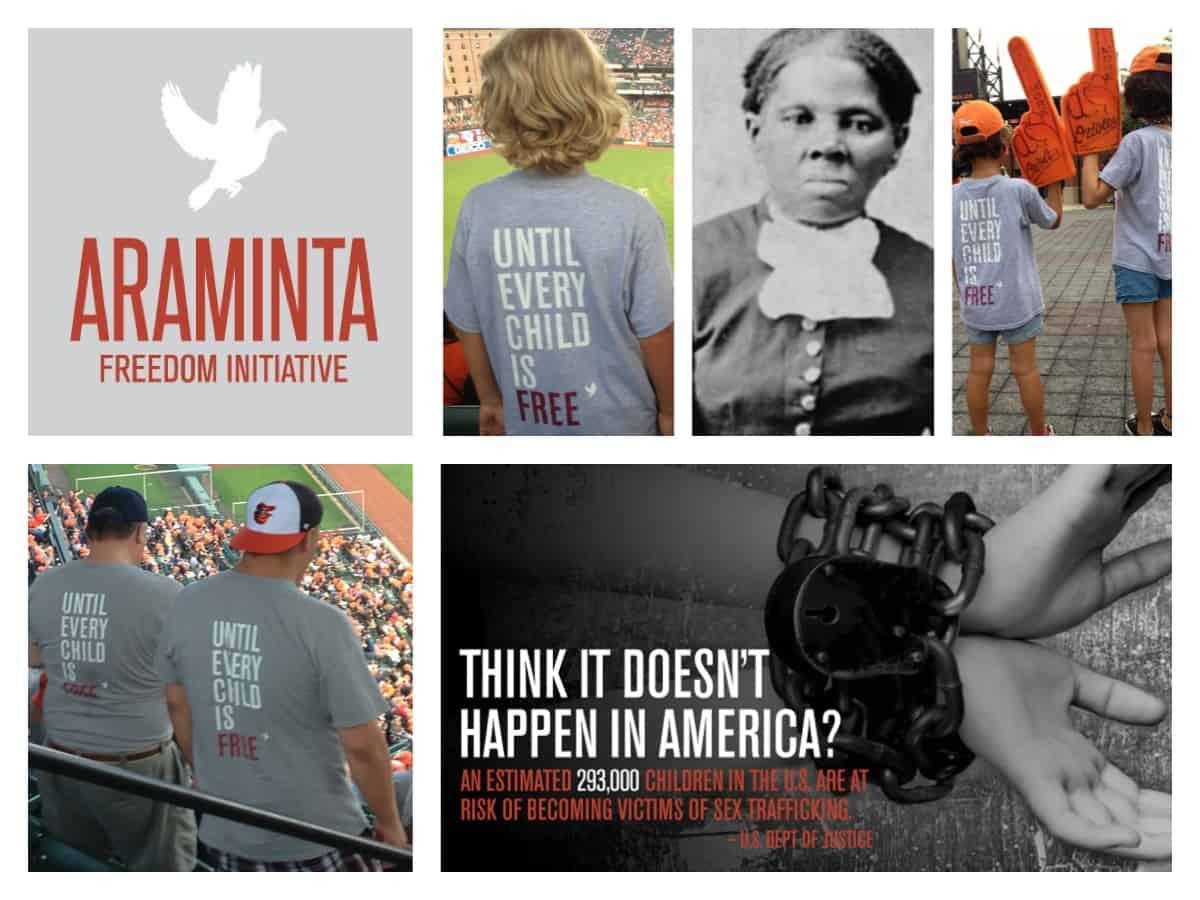 The Araminta Freedom Initiative is fighting Modern Day Slavery in the USA