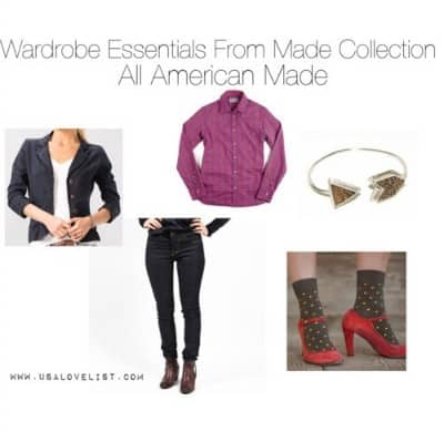 Wardrobe Essentials for Women from Made Collection