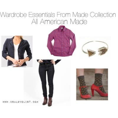 Our Favorite Wardrobe Essentials For Women From Made Collection