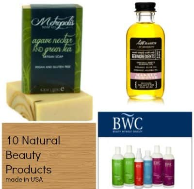 10naturalbeautyproducts