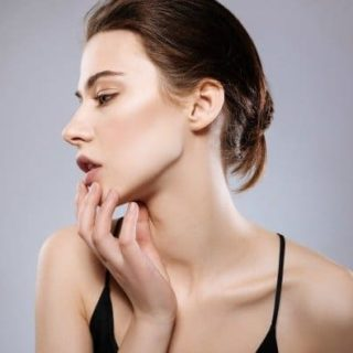 How to Make Jowls Less Noticable