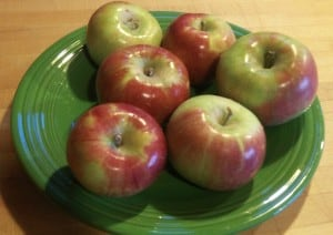 How to make apple cider from fresh, local apples.
