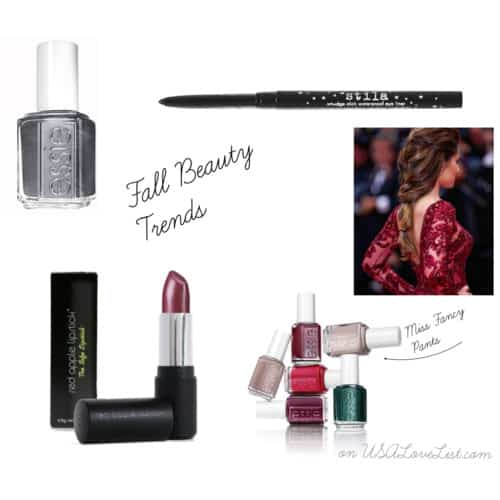 Fall Beauty Trends 2013 – Get the Look with American Made Beauty Products