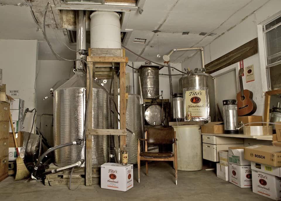 Tito's Vodka: Clean Tasting, Gluten Free American Made Vodka {Review}
