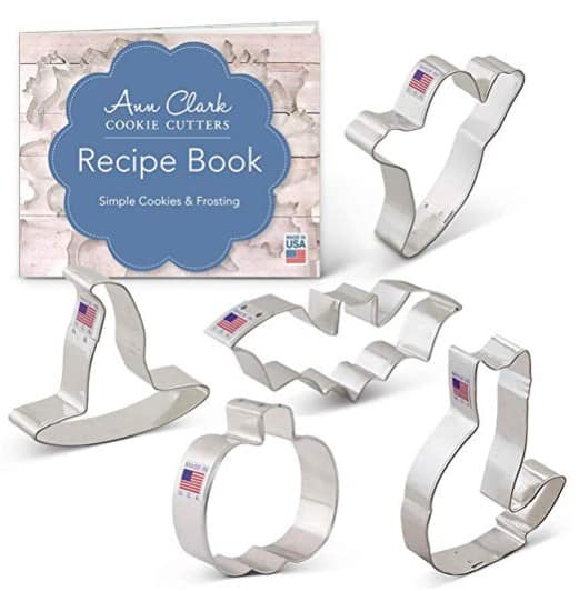 American Made Halloween Decor and Party Must Haves: Ann Clark Halloween Cookie Cutters