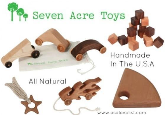 Seven Acre Toys