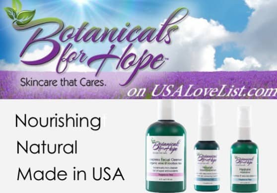 Sale at Botanicals for Hope Benefits Breast Cancer Awareness