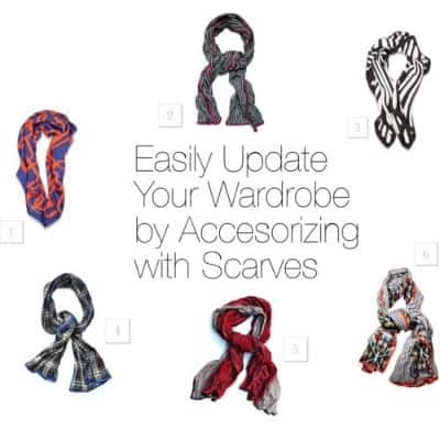 Wear A Scarf - Made in USA on USALoveList.com