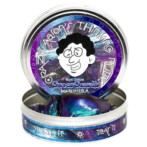 Crazy Aaron's Thinking Putty - American Made Gifts Under $30 - Gifts for Kids, Women and Men - Exclusive Deals on American Made at USALoveList.com