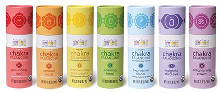 Gifts for the yoga lover: Chakra balancing roll ons