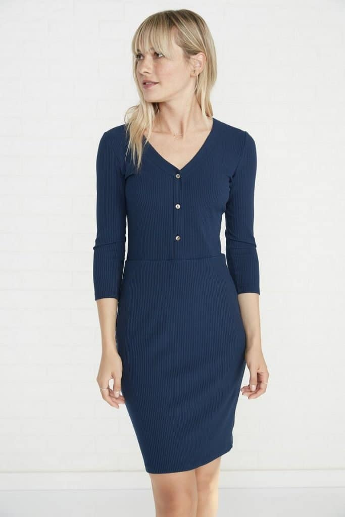 American Made Dresses: Casual dresses from Amourvert #usalovelisted #fashion #dresses #madeinUSA
