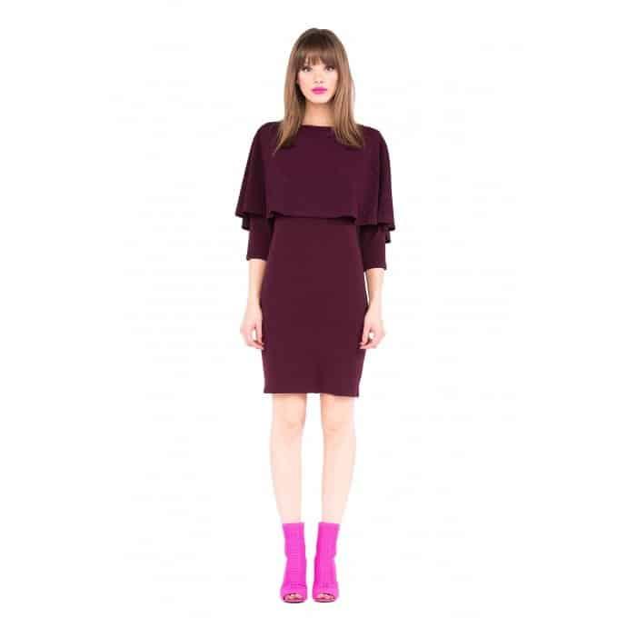 American Made Dresses from Eva Varro - Square Jacquard Dress - 20% off Code USALOVE #promo #usalovelisted #madeinUSA #fashion
