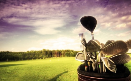 American Made Gifts For the Golf Lover via USALoveList.com