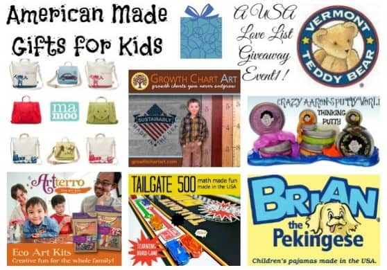 Gifts for Kids Giveaway