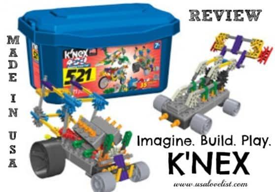 KNEX COVER