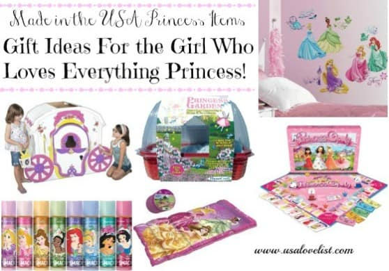 Princess Items