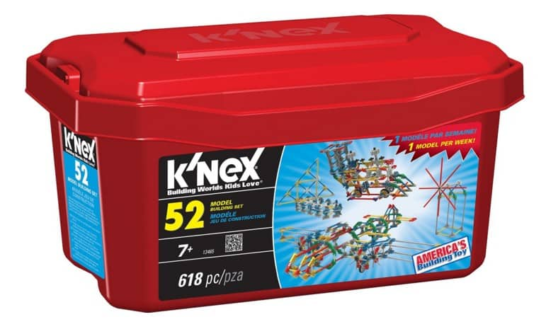 K'NEX building toys | Made in USA