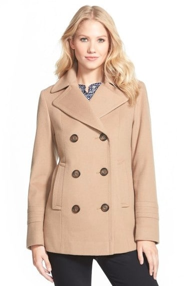 Fleurette luxury women's outerwear made in USA and available at Nordstrom and Nordstrom rack