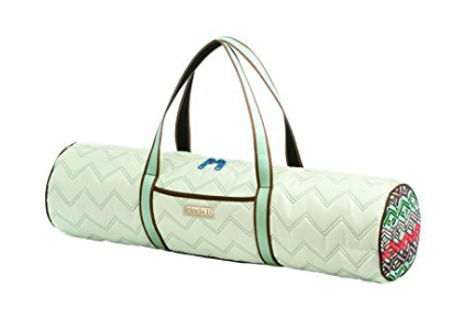 Gift for yoga lovers: Cinda b yoga bag