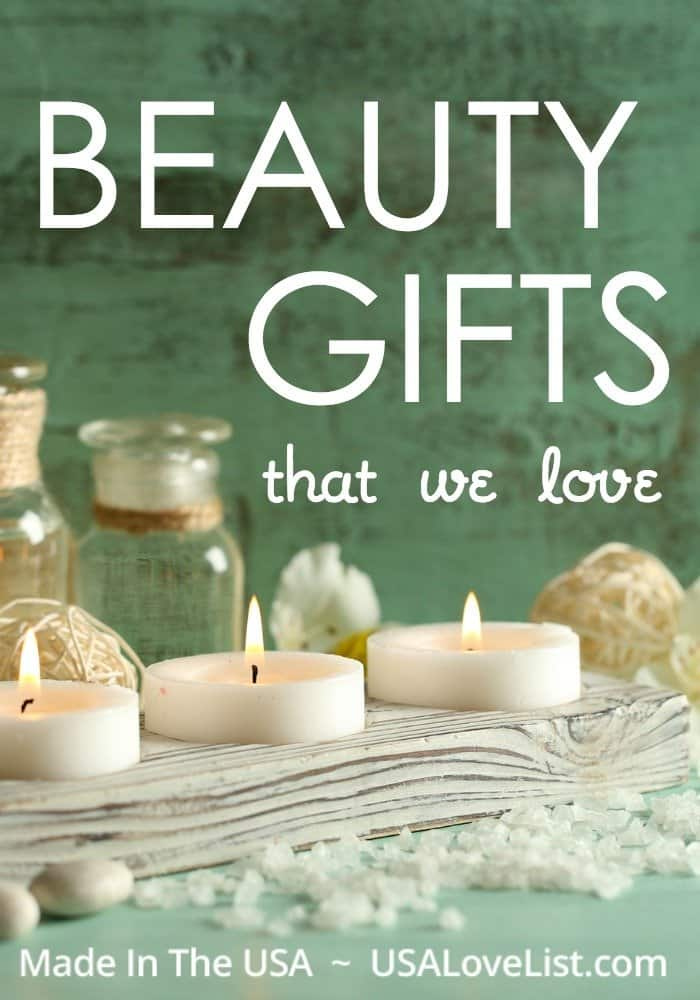 Beauty Gifts That We Love: Gifts that pamper